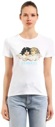 Fiorucci Vintage Angels Classic Jersey T-Shirt