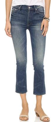 MOTHER The Insider Crop Jeans $228 thestylecure.com