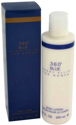 Perry Ellis 360 Blue by Perry Ellis Body Lotion for Women (6.7 oz) $30 thestylecure.com