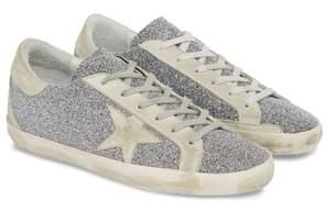Golden Goose Superstar Crystal Embellished Sneaker