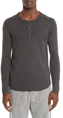 Wings + Horns 'Base' Long Sleeve Henley