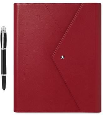 Montblanc Sartorial Augmented paper set - Red