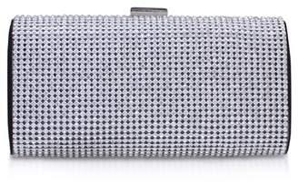 Miss KG MISSKG Silver 'Twinkle2' Clutch Bag