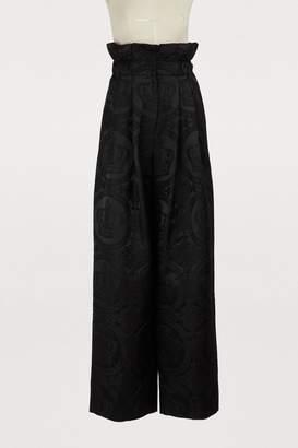 Dolce & Gabbana High-waisted pants