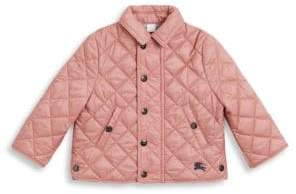 Burberry Baby Girl's& Little Girl's Lyle Quilted Jacket