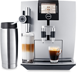 One Touch Jura® J9 Automatic Coffee Center