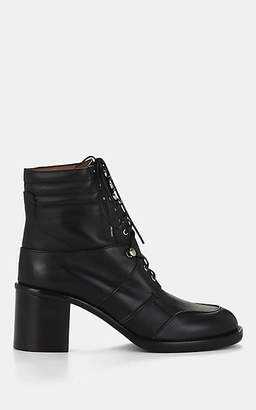 Tabitha Simmons Women's Leo Leather Ankle Boots - Black