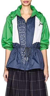 Opening Ceremony Women's Logo Colorblocked Anorak