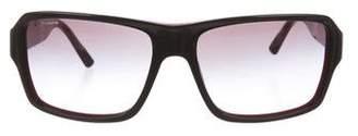 Prada Sport Square Gradient Sunglasses