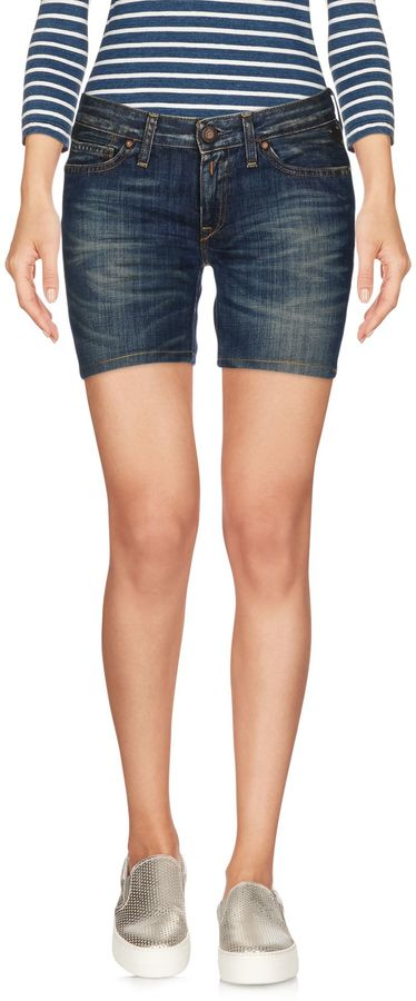 ReplayREPLAY Denim shorts