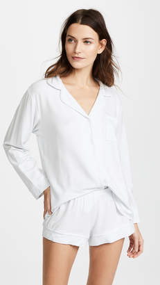 Eberjey Gisele Long Sleeve PJ Set