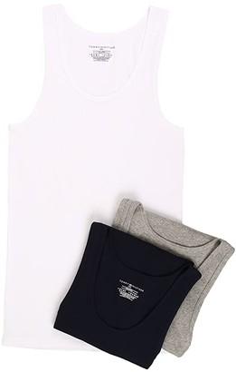 Tommy Hilfiger Cotton A-Shirt 3-Pack