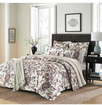 STONE COTTAGE Bradewell Multi King Duvet Sham Set - Blue