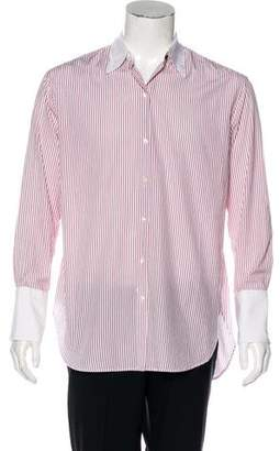 Rag & Bone Striped Dress Shirt