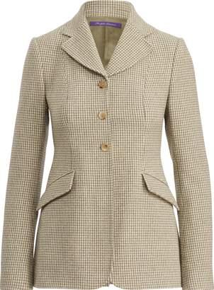 Ralph Lauren Bennington Checked Jacket