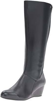 Hush Puppies Women's Pynical Rhea Wedge Boot,8.5 M US