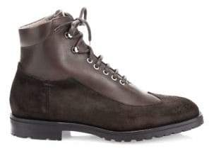 Sutor Mantellassi Peleo Leather Boots
