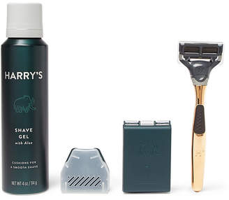 Harry's - Shaving Set - Men - Colorless