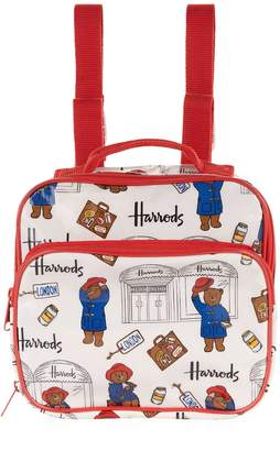 Harrods Paddington Bear Scooter Backpack