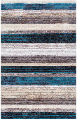 nuLoom Classie Shag Hand Tufted Synthetic Transitional Rug