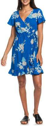 Roxy Sun Dreamer Season Floral Minidress