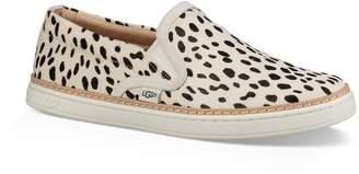 UGG Soleda Genuine Calf Hair Slip-On Sneaker
