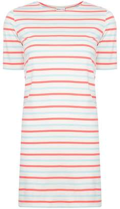Kule Capitol xx Collection striped T-shirt dress