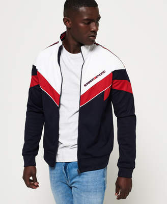 Superdry SD Tricot Blocked Track Top