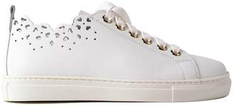 Twin-Set Twinset Cut-out Detail Sneakers