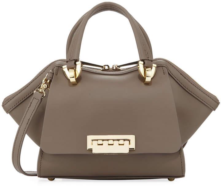 ZAC Zac Posen Eartha Iconic Smooth Top Handle Bag