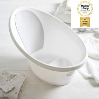 The White Company Baby Bath, White, One Size