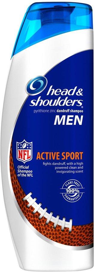 Head & Shoulders Active Sport Men Dandruff Shampoo - 13.5 oz