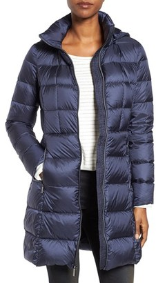 Women's Michael Michael Kors Packable Down Coat $228 thestylecure.com