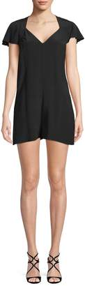French Connection Women's Cut-Out Romper