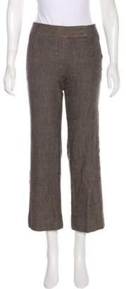 Akris Mid-Rise Wool Pants