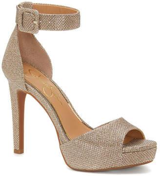 bd5494eb22 Jessica Simpson Divene Platform Dress Sandals Women Shoes