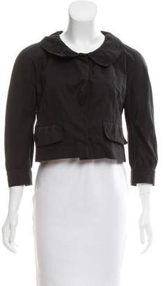 Proenza Schouler Tailored Cropped Jacket