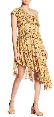 Banjara One Shoulder Dress