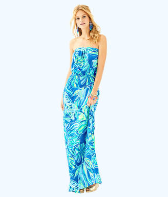 Lilly Pulitzer Womens Marlisa Maxi Dress