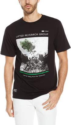 Lrg Men's Research Collection Plant For Tomorrow T-Shirt