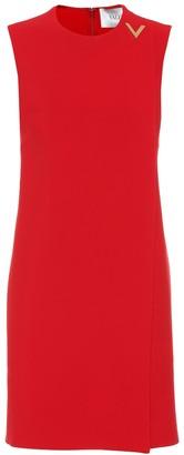 Valentino Stretch wool dress
