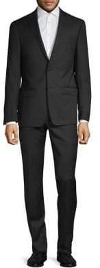 Calvin Klein Extra Slim Fit Wool Suit