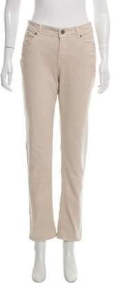 Loro Piana Mid-Rise Straight-Leg Jeans Mid-Rise Straight-Leg Jeans