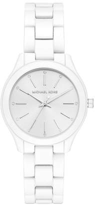 Michael Kors Mini Slim Runway Bracelet Watch, 34mm