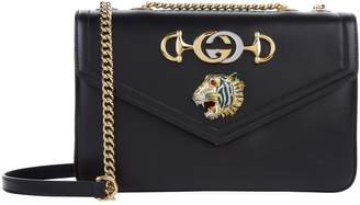 Gucci Leather Rajah Bag