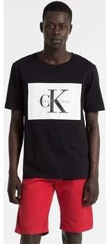 T-Shirt J30J307427 TIKIMO 2 T-SHIRT Herren BLACK