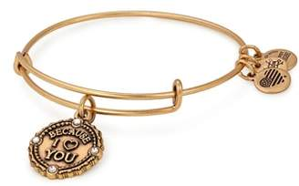 Alex and Ani (アレックス アンド アニ) - Alex and Ani Because I Love You Bracelet