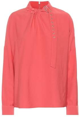 Tibi Embellished blouse