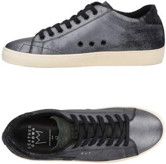 Leather Crown Low-tops & sneakers - Item 11461703UN