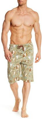 PJ SALVAGE Western Indian Pajama Short $36 thestylecure.com